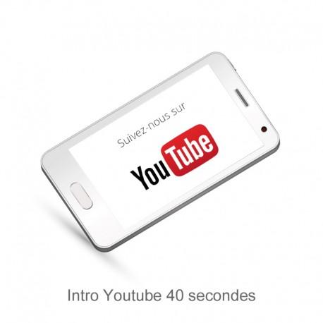 Intro profil Youtube 15 secondes