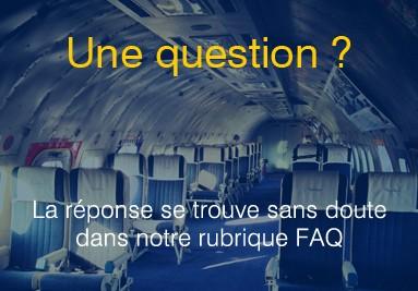 Une question ? Consultez notre FAQ