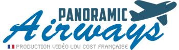 Panoramic Airways, vidéos personnalisables à partir de 20 euros